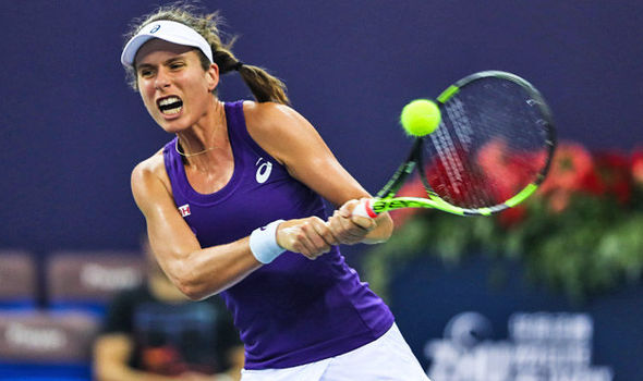 Johanna Konta vs Daria Kasatkina Tennis Live Stream – 26-Aug – Womens US Open