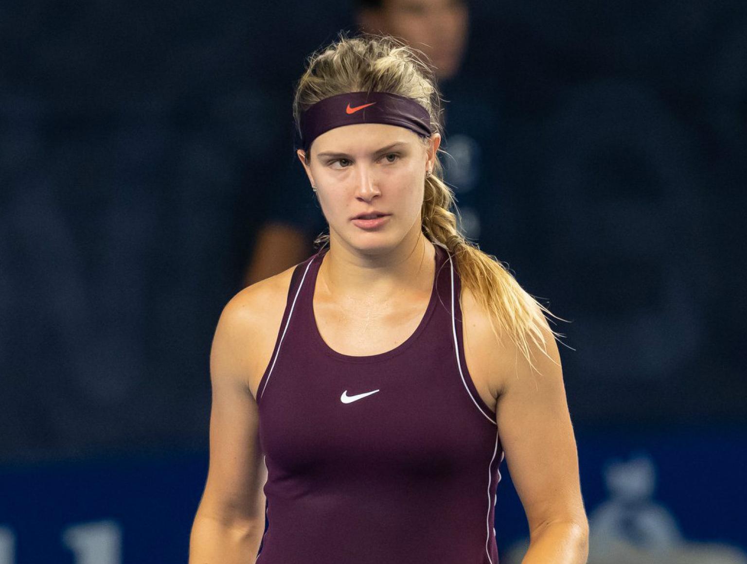 Eugenie Bouchard vs Anastasija Sevastova Tennis Live Stream