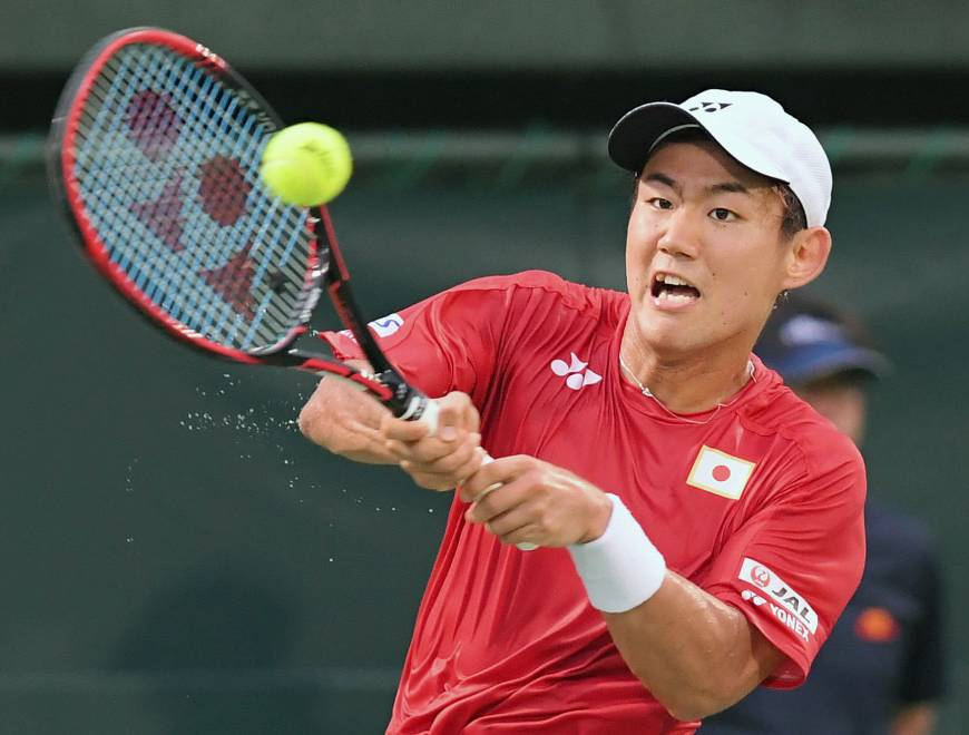 Yoshihito Nishioka vs Marcos Giron Tennis Live Stream – 26-Aug – Mens US Open
