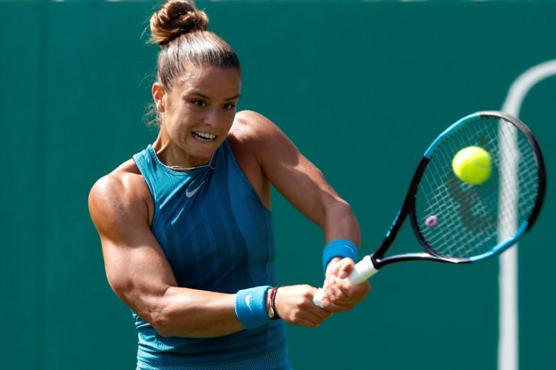 Maria Sakkari vs Camila Giorgi Tennis Live Stream